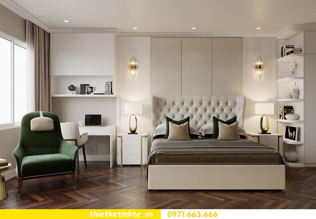 thiết kế nội thất nhà lô phố nhà chị Thu Bắc Ninh 13