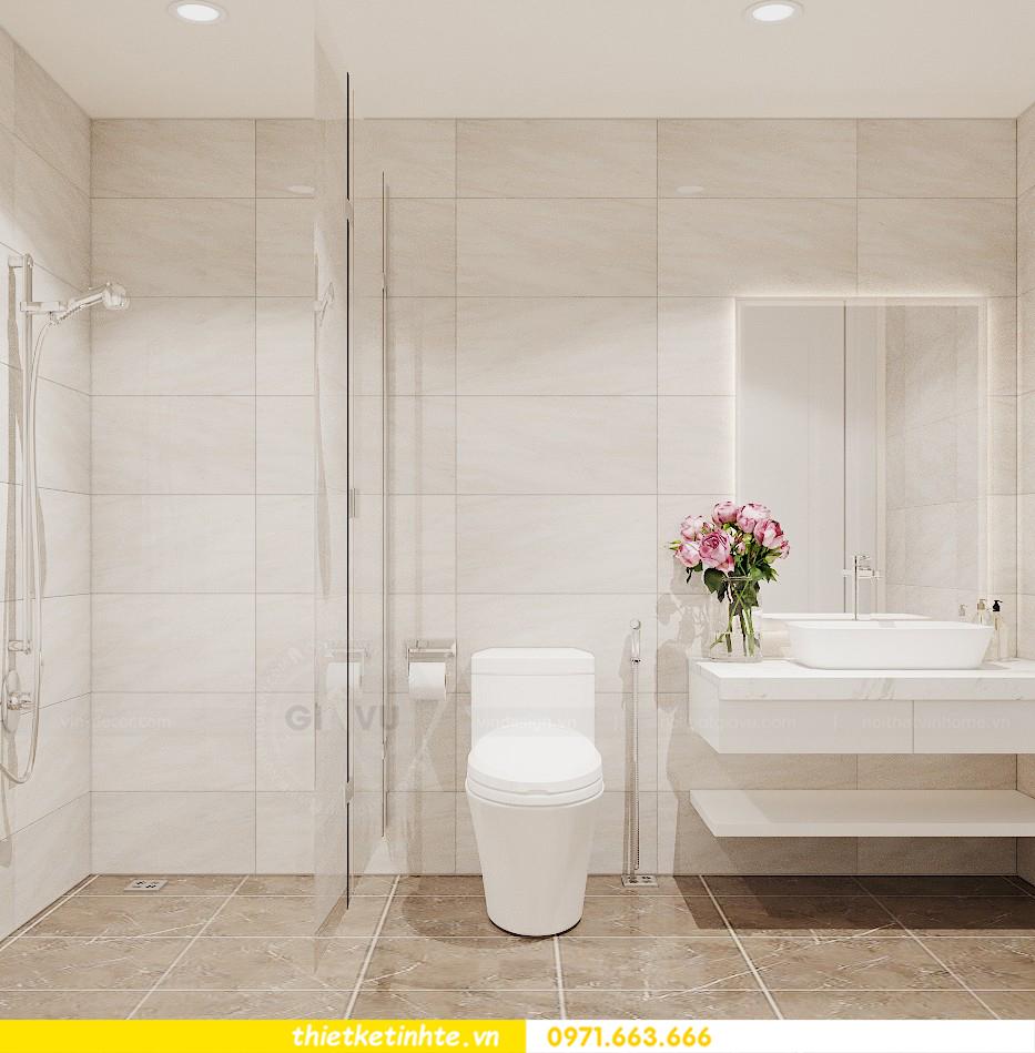 thiết kế nội thất nhà lô phố nhà chị Thu Bắc Ninh 18