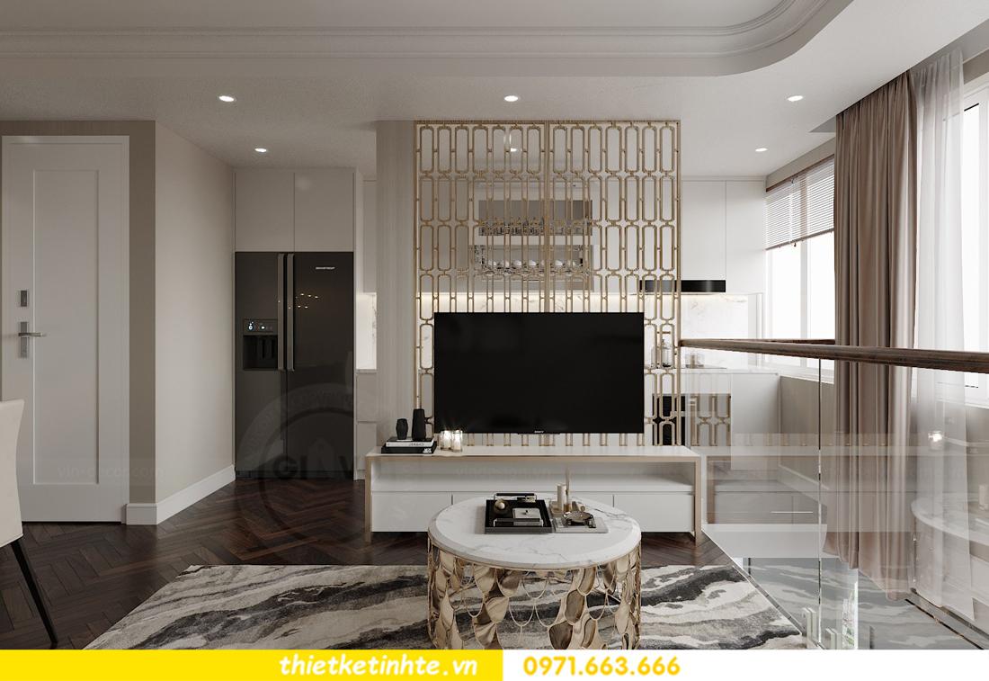 thiết kế nội thất nhà lô phố nhà chị Thu Bắc Ninh 6