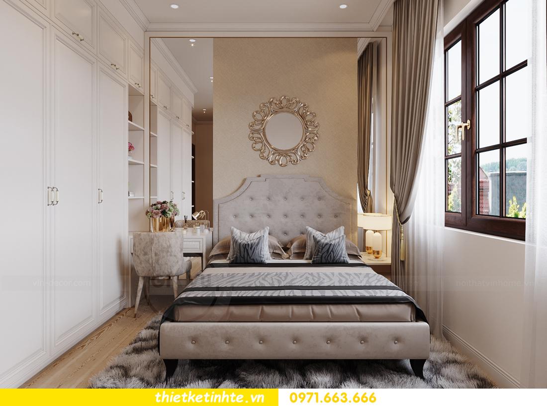 thiết kế nội thất nhà phố hiện đại nhà chị Linh Bắc Giang 7