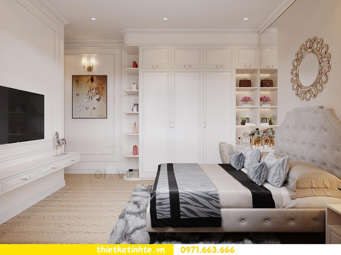 thiết kế nội thất nhà phố hiện đại nhà chị Linh Bắc Giang 8