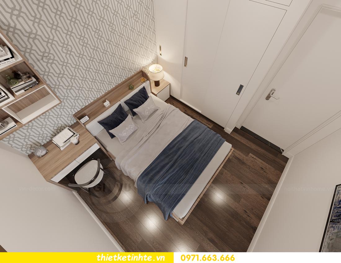 thiết kế nội thất tòa W3 căn hộ 05 Vinhomes West Point nhà chị Hà 18