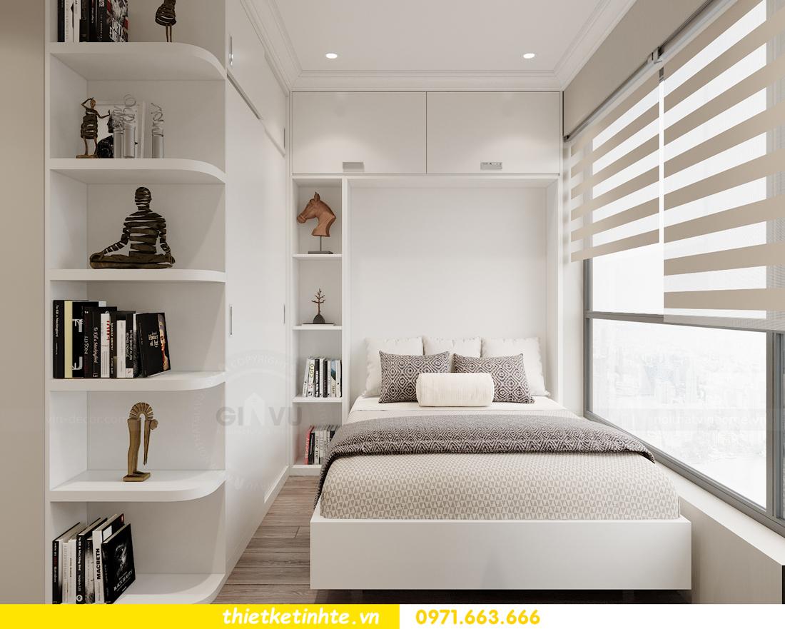 thiết kế thi công nội thất căn hộ West Point W3 03 chị Thu 11