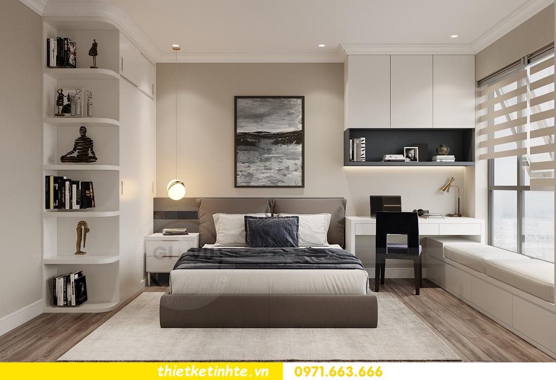 thiết kế thi công nội thất căn hộ West Point W3 03 chị Thu 15