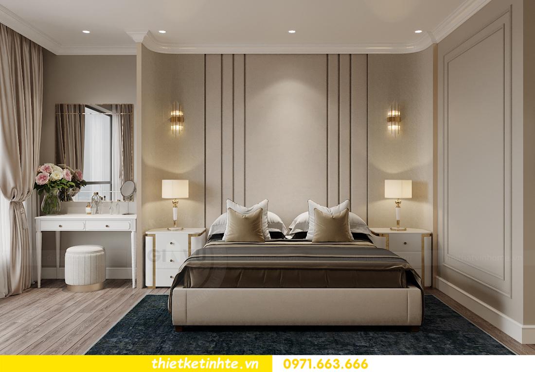 thiết kế thi công nội thất căn hộ West Point W3 03 chị Thu 7