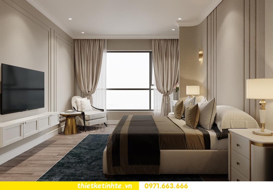 thiết kế thi công nội thất căn hộ West Point W3 03 chị Thu 8