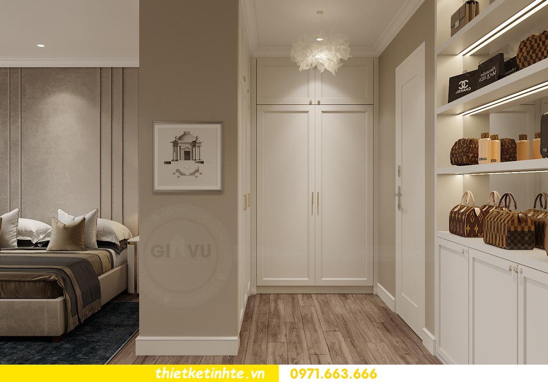 thiết kế thi công nội thất căn hộ West Point W3 03 chị Thu 9