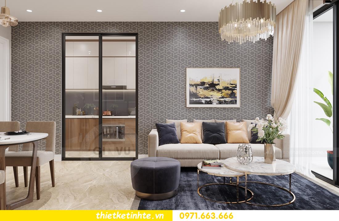 tư vấn thiết kế nội thất Vinhomes Smart City đẹp, tinh tế 1