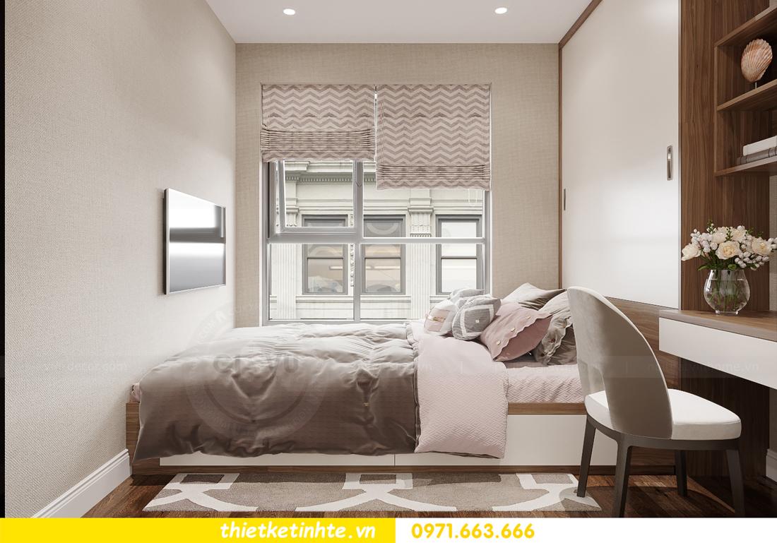 tư vấn thiết kế nội thất Vinhomes Smart City đẹp, tinh tế 10