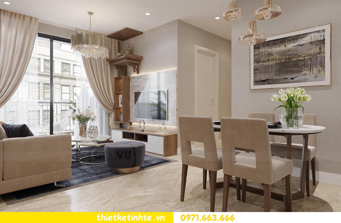 tư vấn thiết kế nội thất Vinhomes Smart City đẹp, tinh tế 3