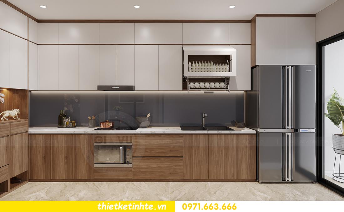 tư vấn thiết kế nội thất Vinhomes Smart City đẹp, tinh tế 5