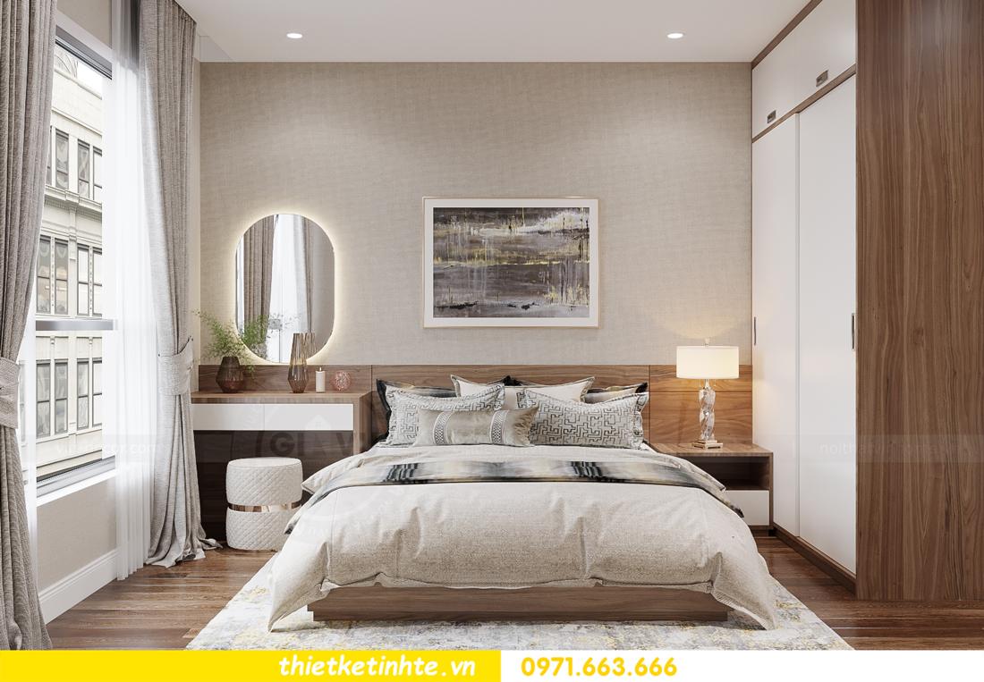 tư vấn thiết kế nội thất Vinhomes Smart City đẹp, tinh tế 7