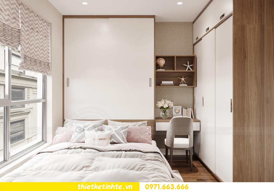 tư vấn thiết kế nội thất Vinhomes Smart City đẹp, tinh tế 9