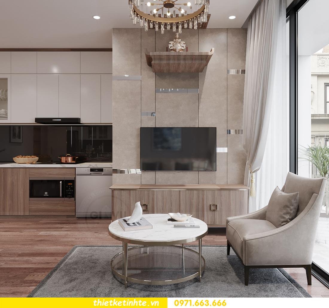 công ty gia vũ chuyên thiết kế thi công căn hộ vinhomes 8