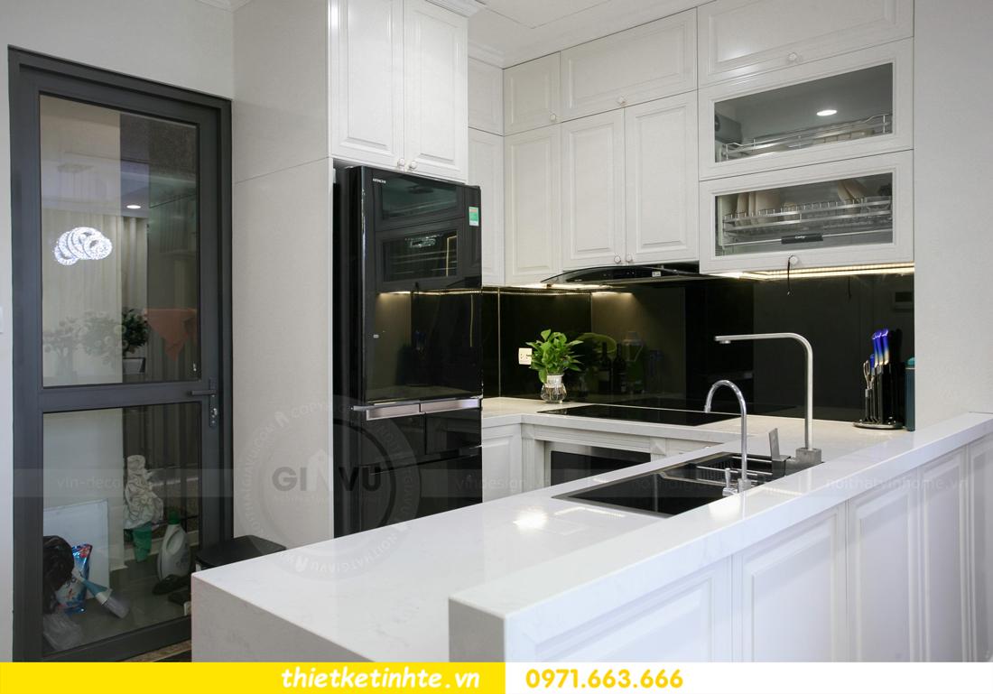 mẫu thiết kế nhà bếp chung cư đẹp, sang trọng, tiện nghi 15