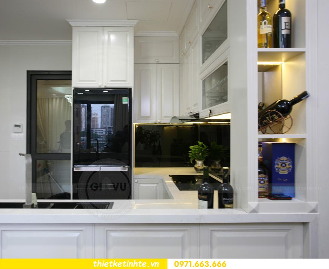 mẫu thiết kế nhà bếp chung cư đẹp, sang trọng, tiện nghi 16