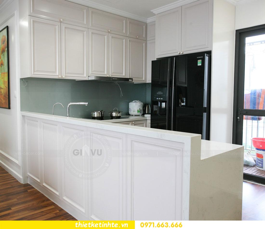 mẫu thiết kế nhà bếp chung cư đẹp, sang trọng, tiện nghi 17