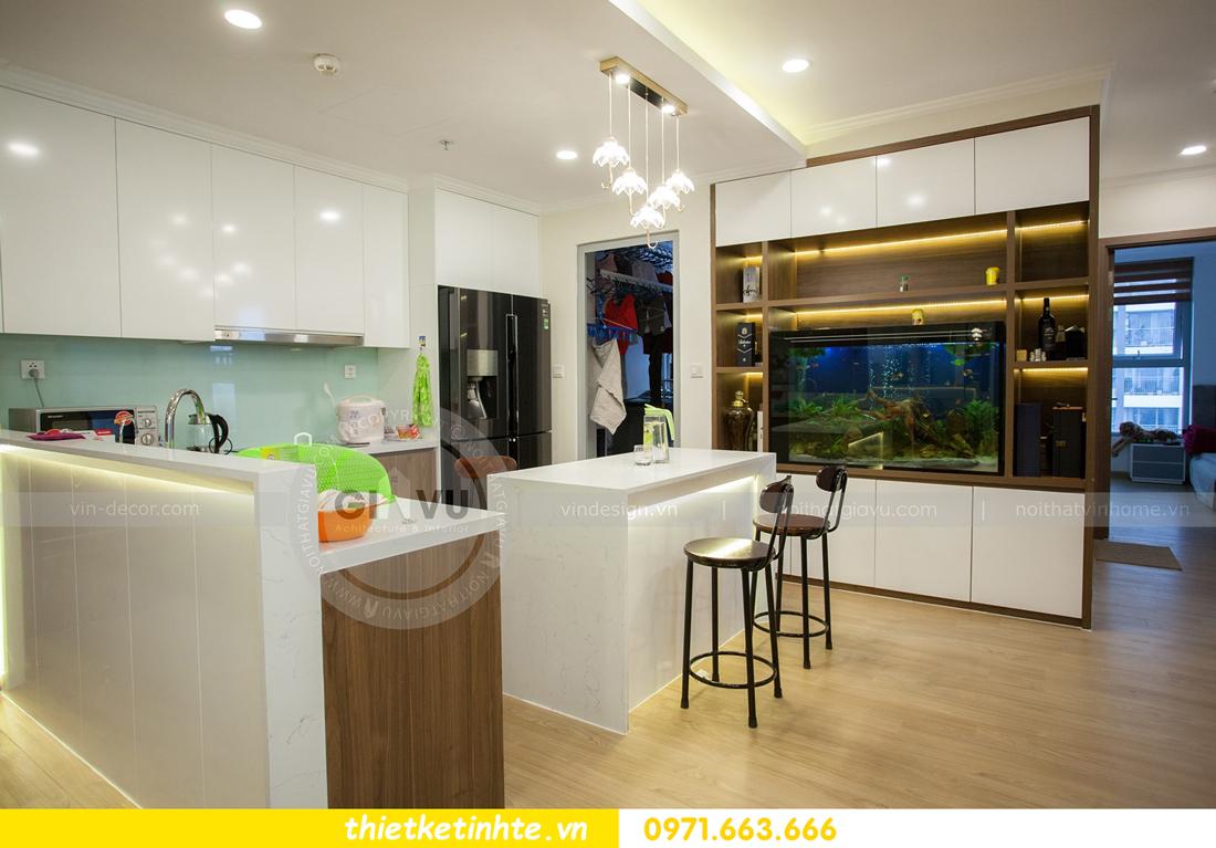 mẫu thiết kế nhà bếp chung cư đẹp, sang trọng, tiện nghi 19