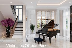 Thiết Kế Nội Thất Biệt Thự đơn Lập Ocean Park Khu Ngọc Trai