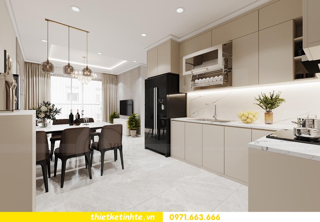 thiết kế nội thất căn hộ Smart City tòa S1.01 căn 06 2