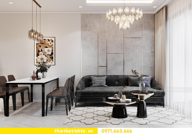 thiết kế nội thất căn hộ Smart City tòa S1.01 căn 06 4