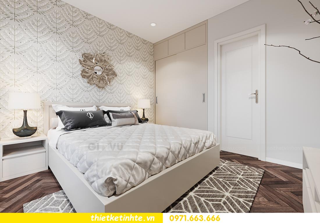 thiết kế nội thất căn hộ Smart City tòa S1.01 căn 06 8