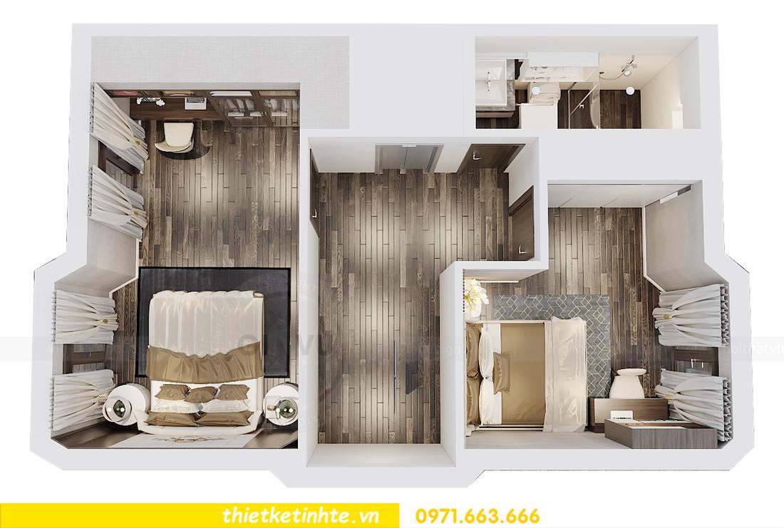 thiết kế nội thất biệt thự OCean Park khu Ngọc Trai nhà anh Tú 16