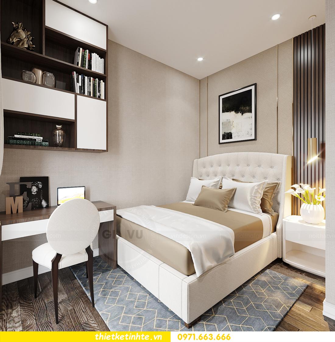 thiết kế nội thất biệt thự OCean Park khu Ngọc Trai nhà anh Tú 20