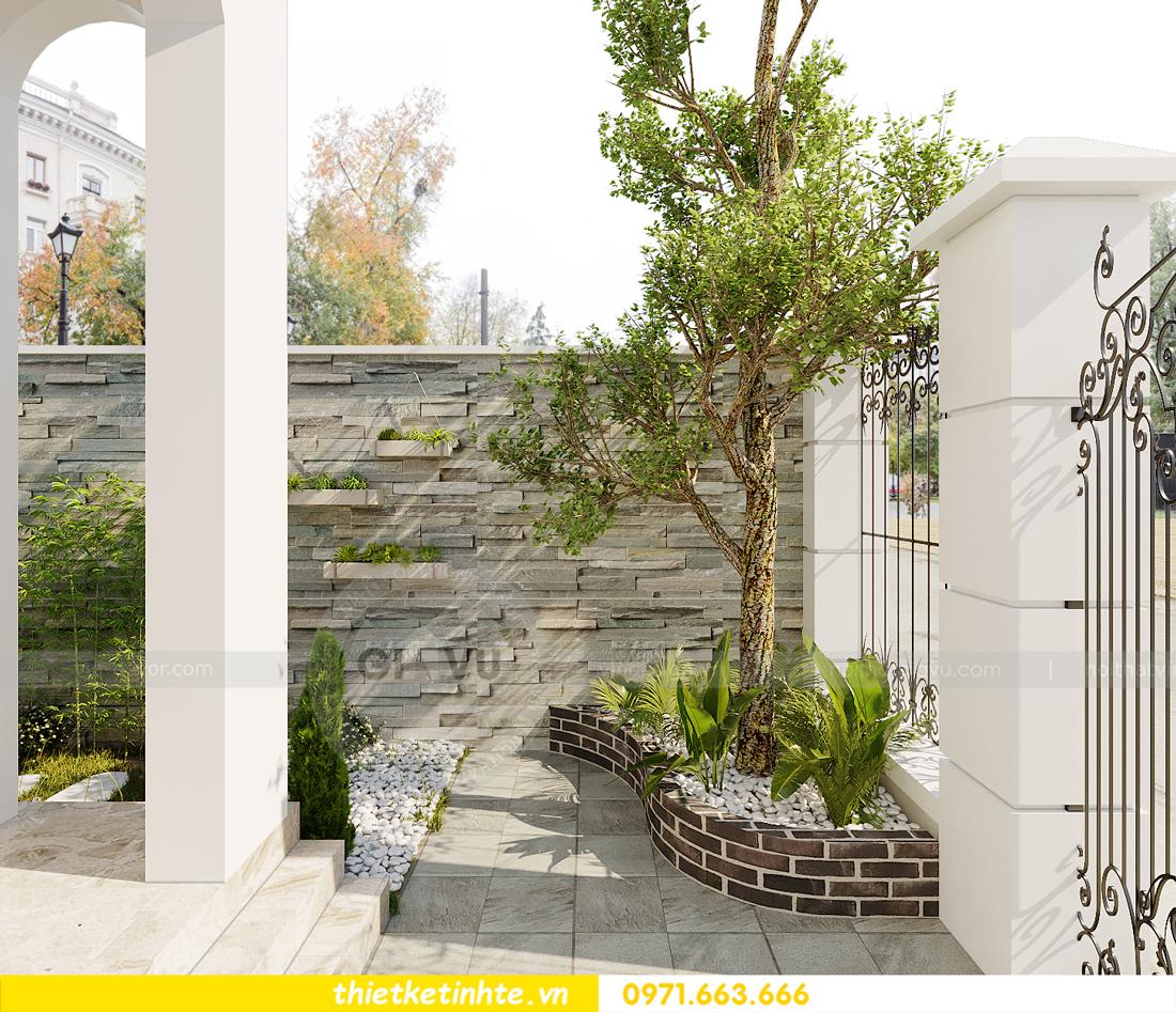thiết kế nội thất biệt thự OCean Park khu Ngọc Trai nhà anh Tú 28