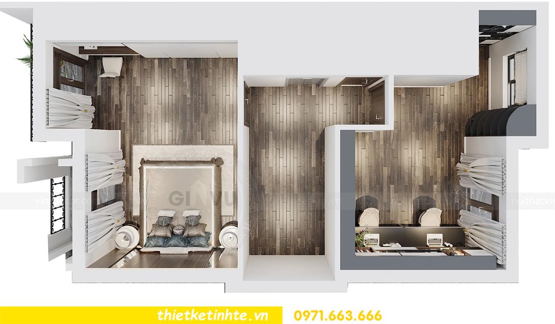 thiết kế nội thất biệt thự OCean Park khu Ngọc Trai nhà anh Tú 9