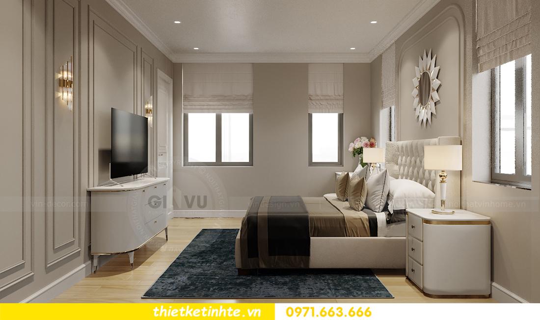 Thiết kế nội thất nhà phố hiện đại nhà anh Sơn Hải Phòng 10