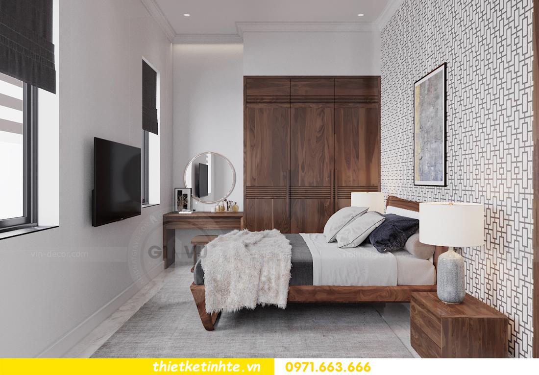 Thiết kế nội thất nhà phố hiện đại nhà anh Sơn Hải Phòng 15
