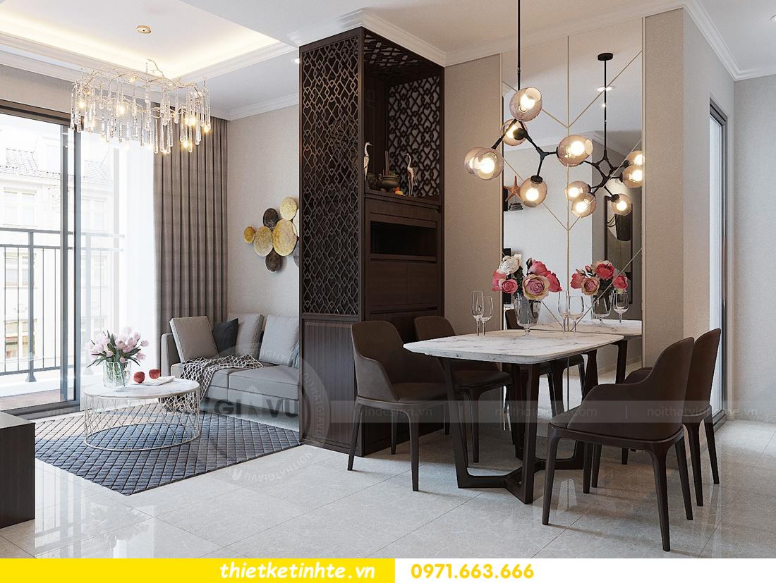 ý tưởng thiết kế nội thất cho căn hộ chung cư diện tích nhỏ 4