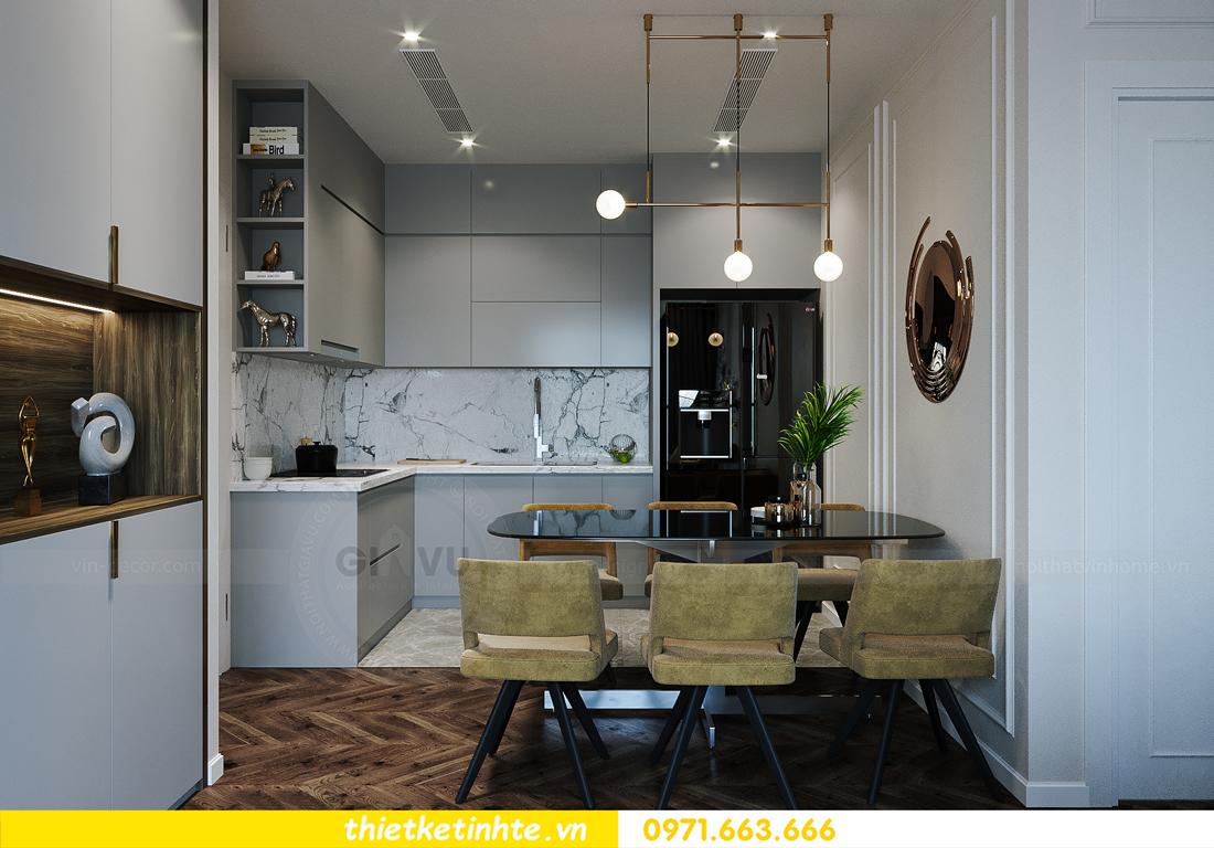 thiết kế thi công nội thất Smart City tòa S2.02 căn 12 3