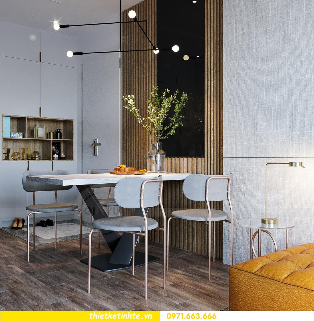 hoàn thiện nội thất Smart City tòa S202 căn hộ 12A 1