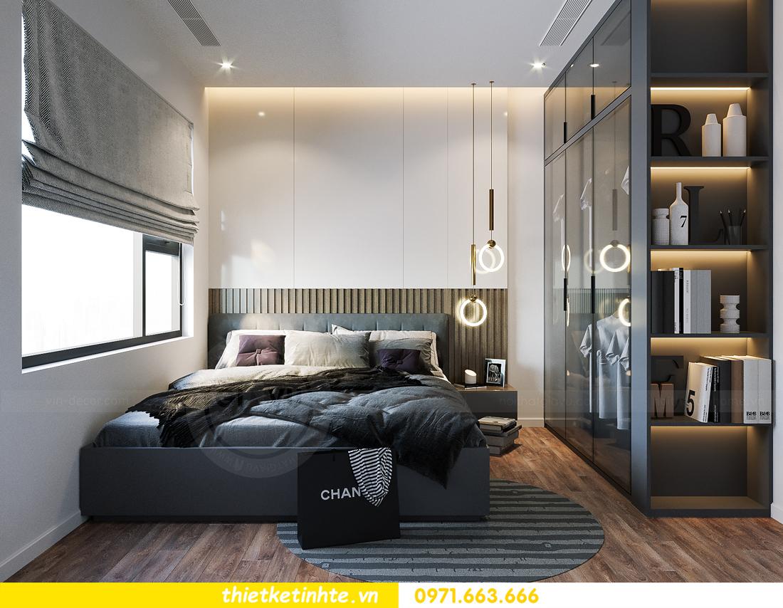 hoàn thiện nội thất Smart City tòa S202 căn hộ 12A 10