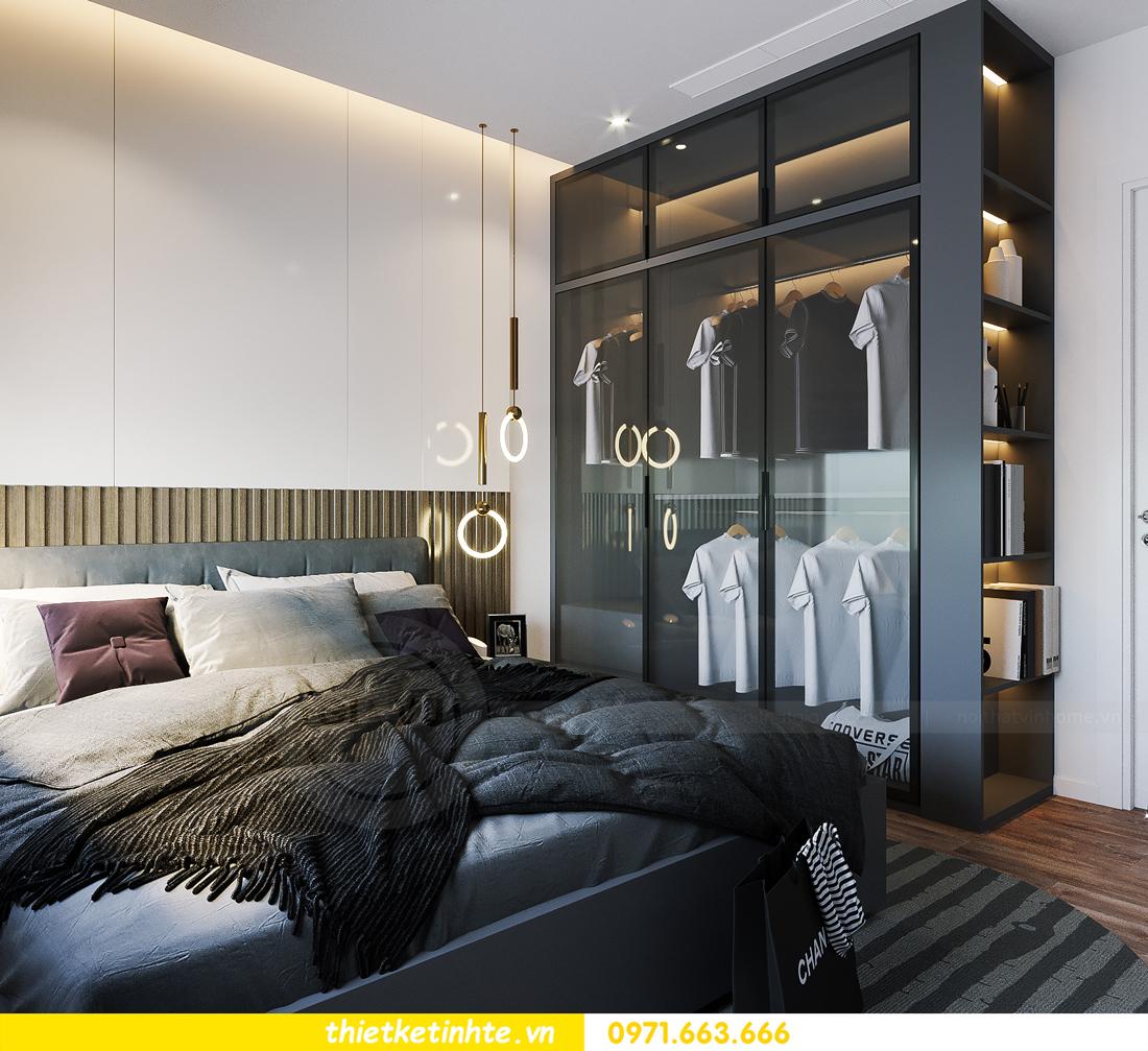 hoàn thiện nội thất Smart City tòa S202 căn hộ 12A 11