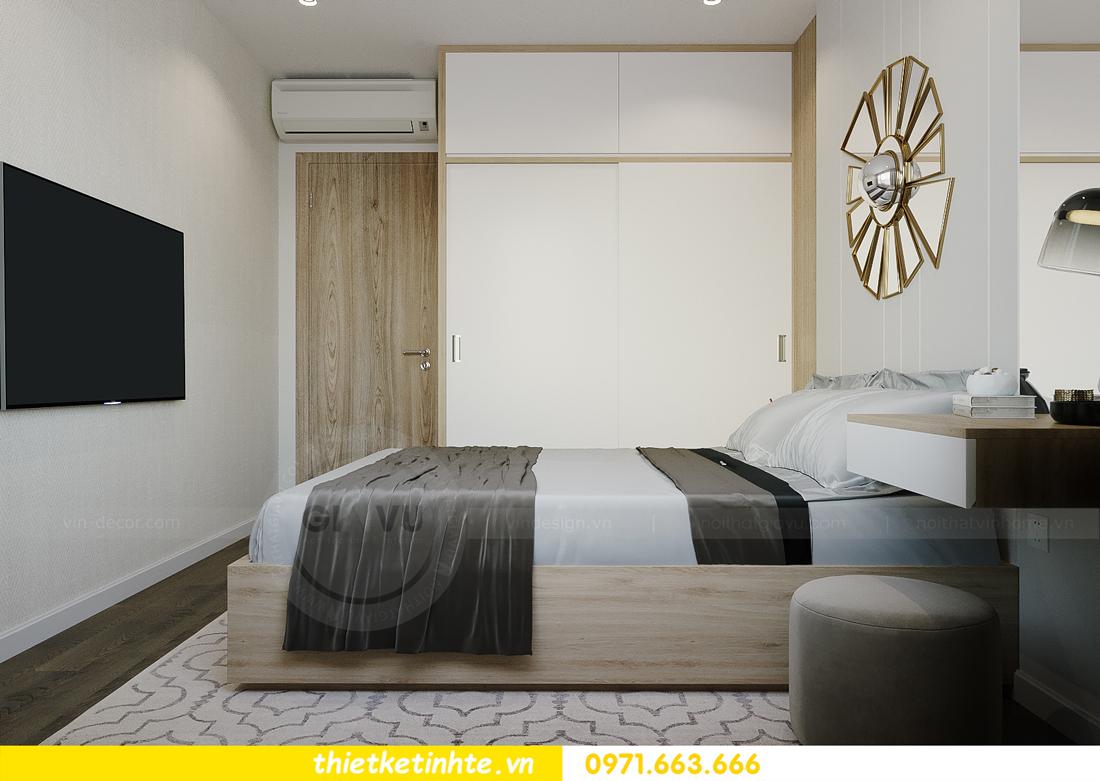 nội thất chung cư Vinhomes Smart City tòa S201 căn 2903 anh hòa 12