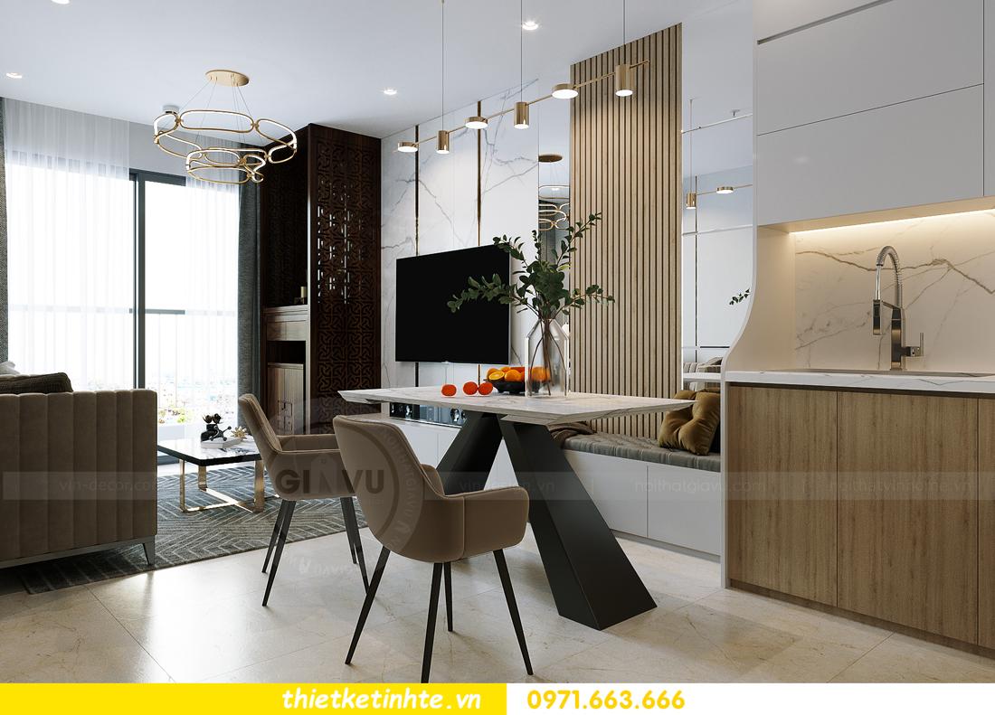 nội thất chung cư Vinhomes Smart City tòa S201 căn 2903 anh hòa 2