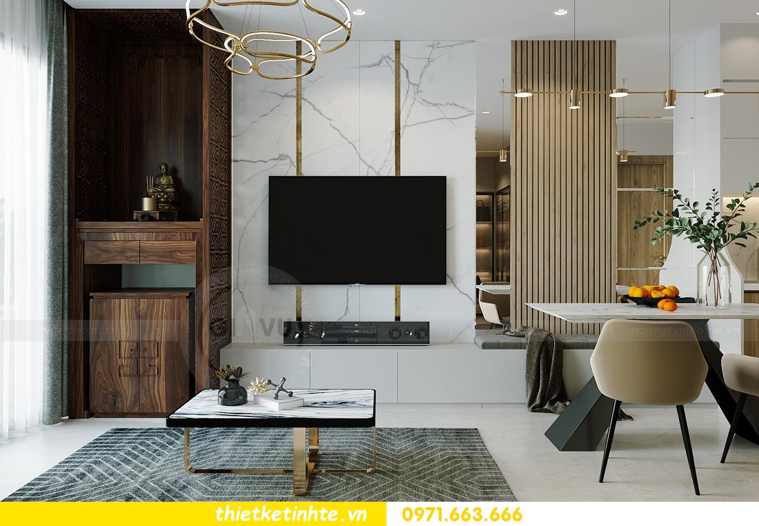 nội thất chung cư Vinhomes Smart City tòa S201 căn 2903 anh hòa 4