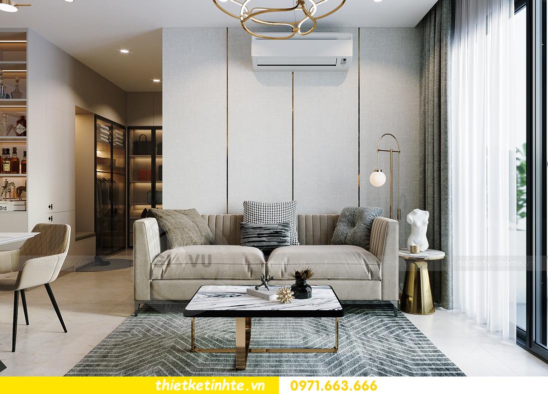 nội thất chung cư Vinhomes Smart City tòa S201 căn 2903 anh hòa 5