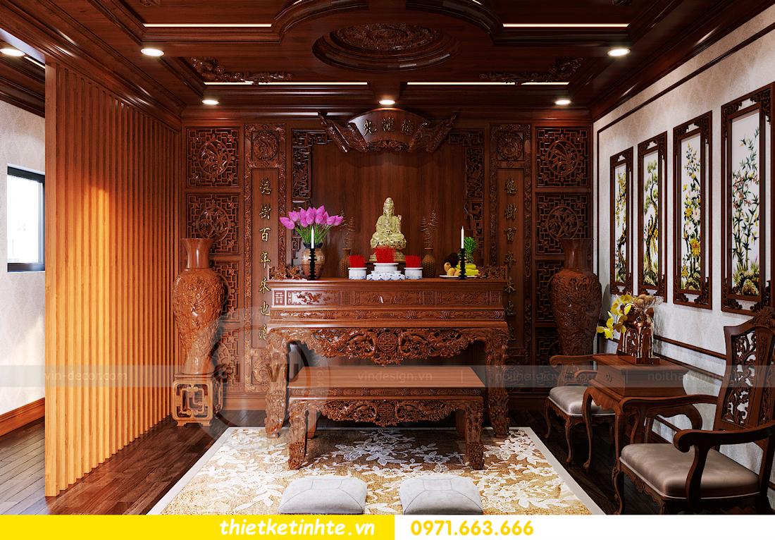 thiết kế nội thất biệt thự Gamuda nhà anh Đại 23