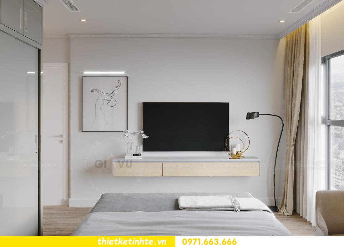 thiết kế nội thất căn hộ Vinhomes West Point W1 CH05 chị Hoa 10