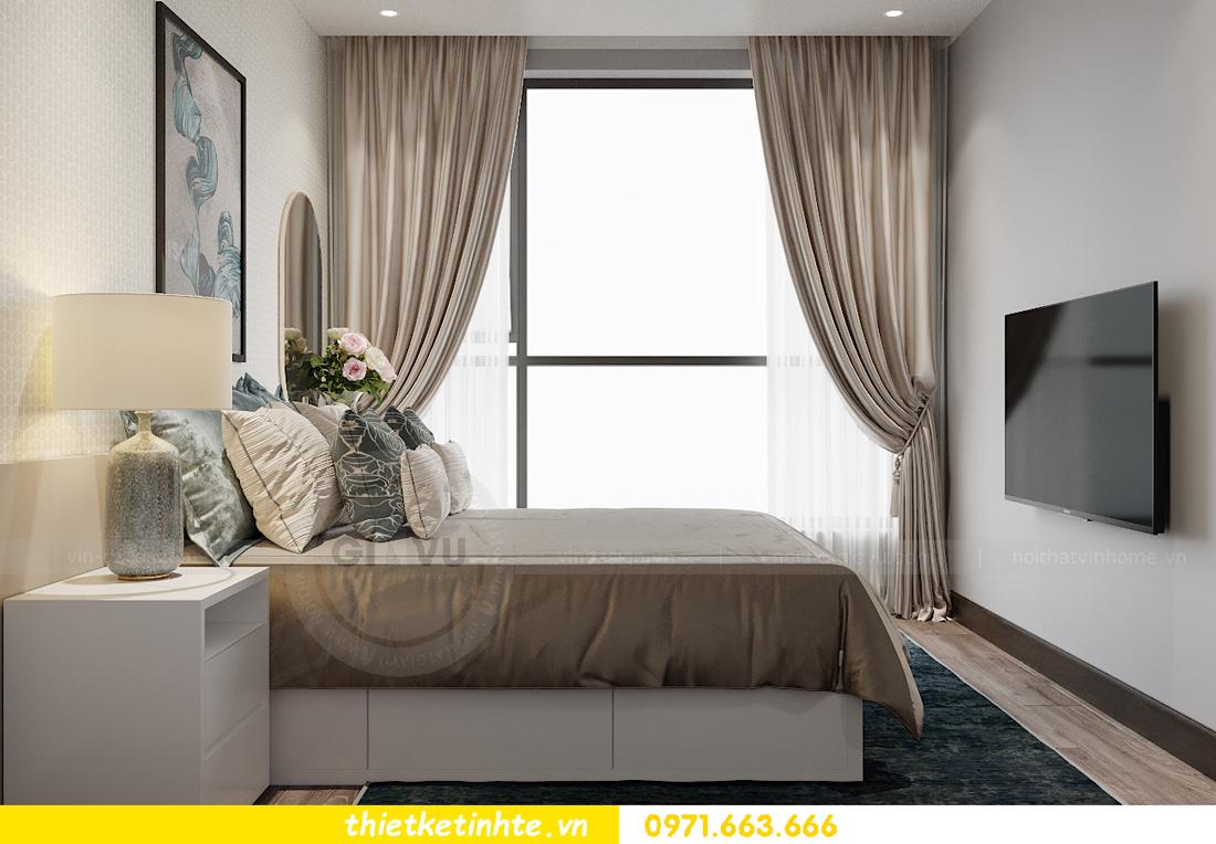 thiết kế nội thất căn hộ Vinhomes West Point tòa W2 căn 01 6