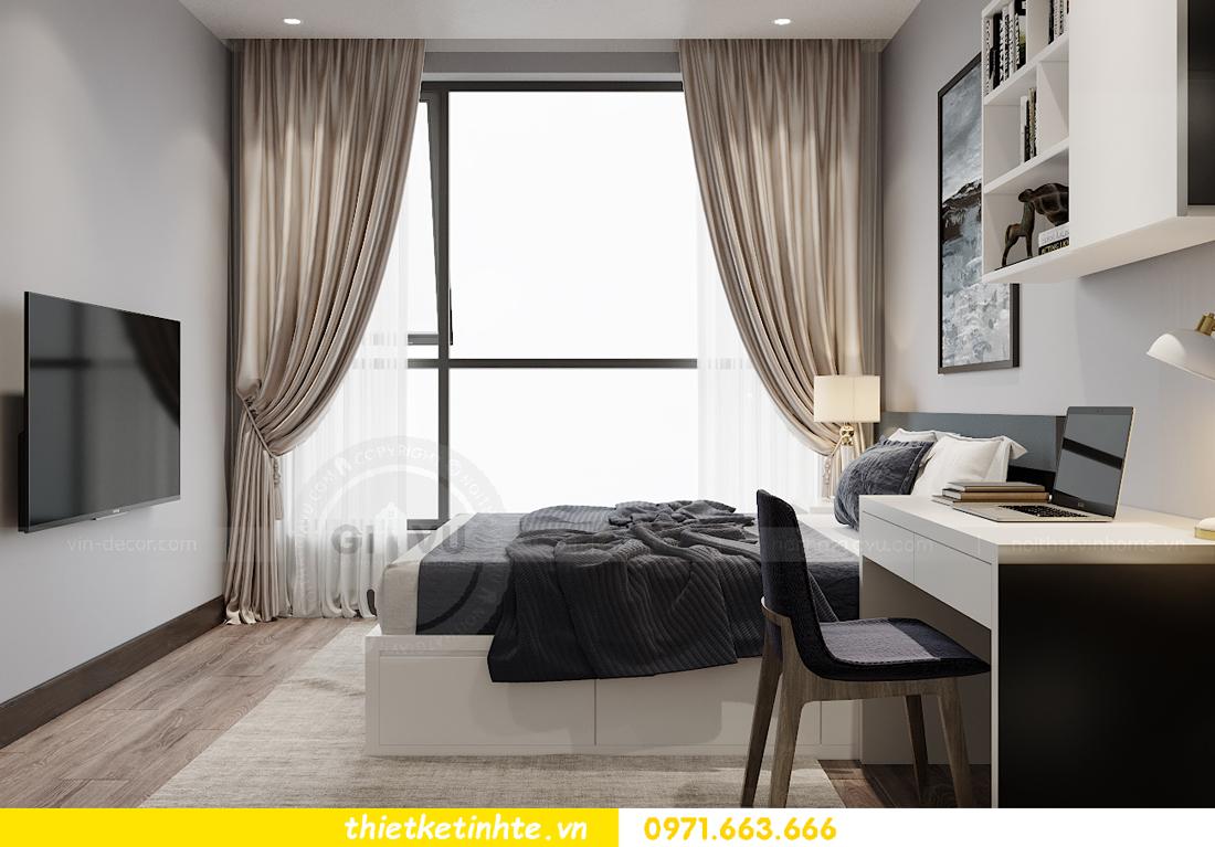 thiết kế nội thất căn hộ Vinhomes West Point tòa W2 căn 01 7