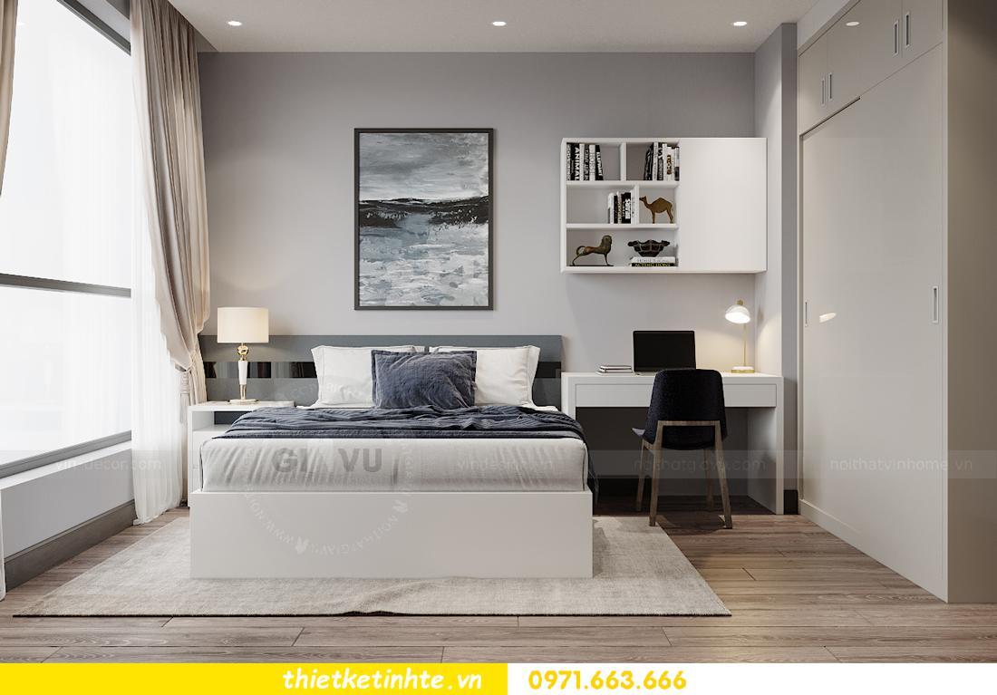 thiết kế nội thất căn hộ Vinhomes West Point tòa W2 căn 01 8