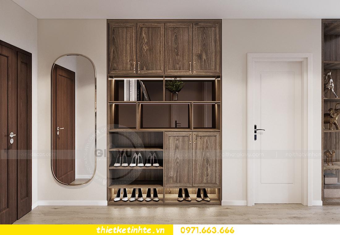 thiết kế nội thất chung cư đập thông xứng tầm đẳng cấp 1