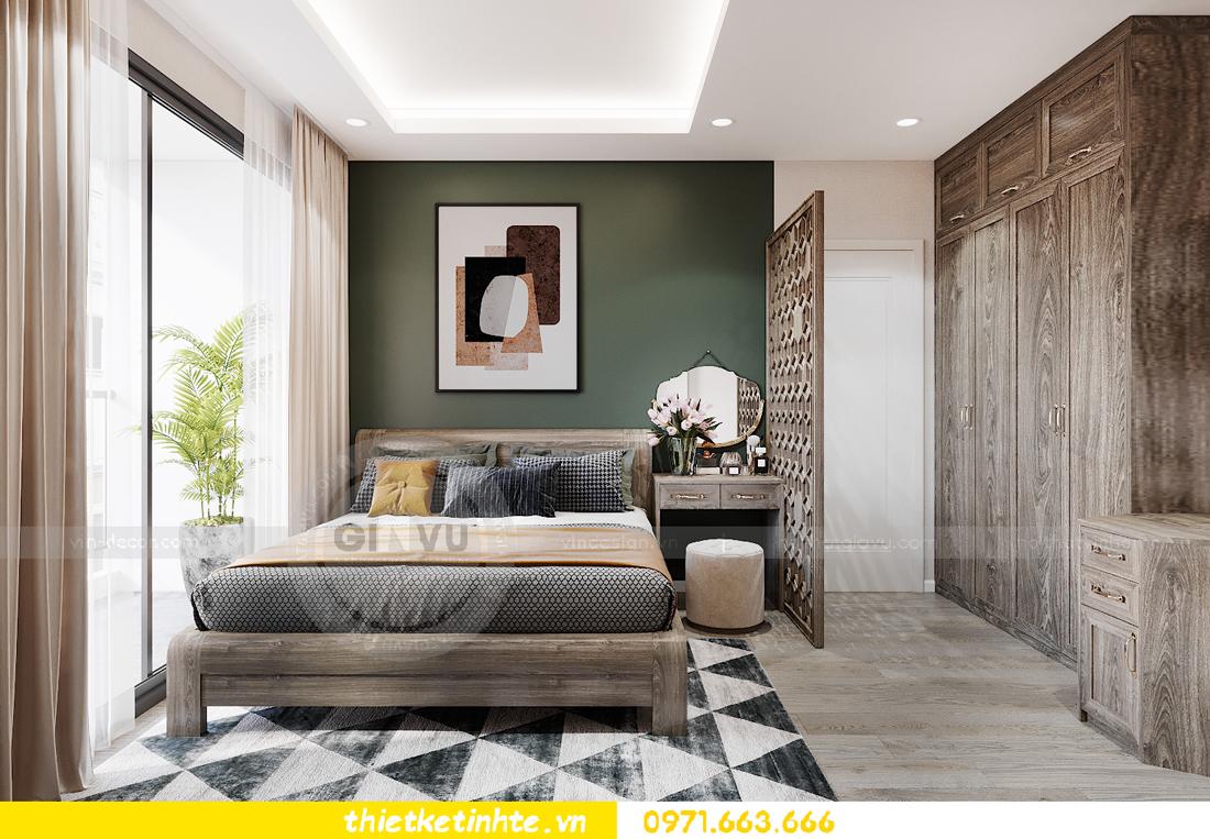 thiết kế nội thất chung cư đập thông xứng tầm đẳng cấp 11