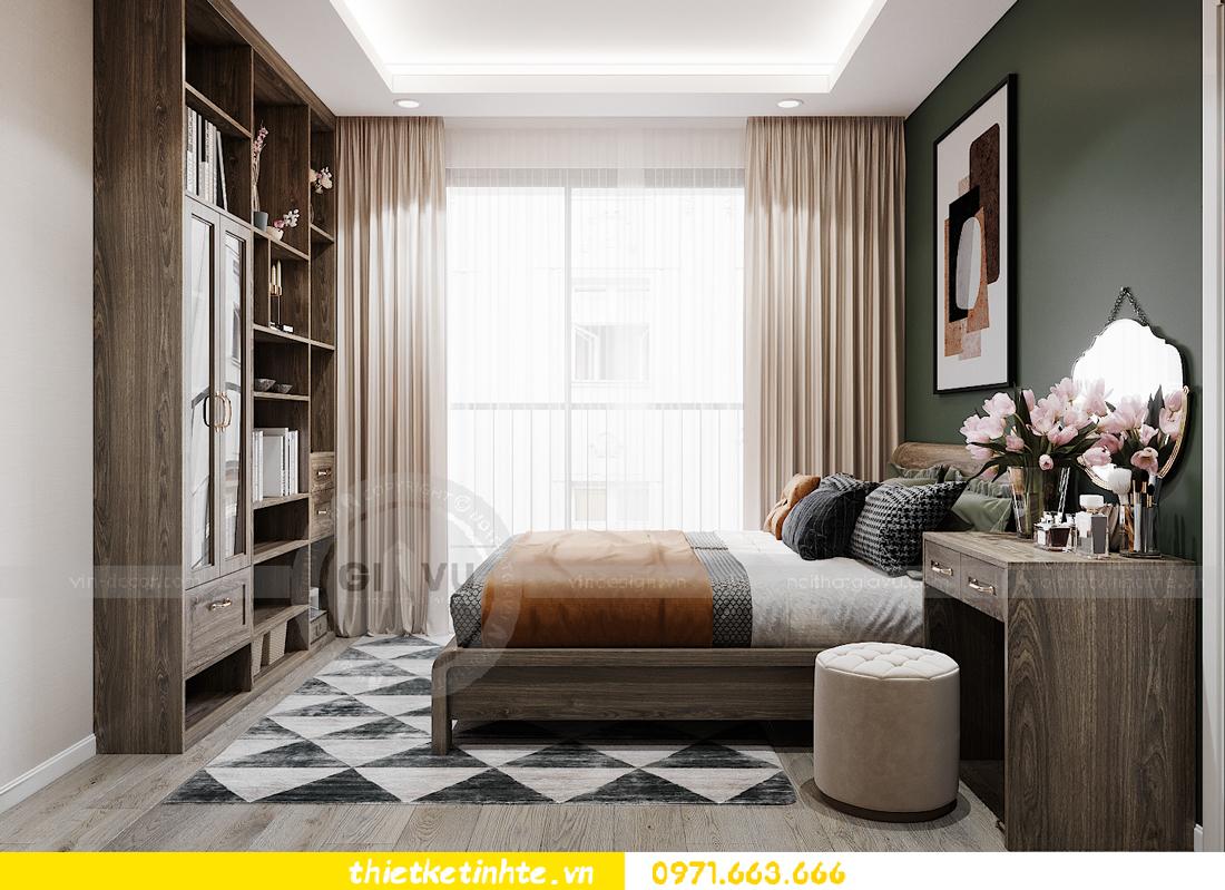 thiết kế nội thất chung cư đập thông xứng tầm đẳng cấp 12
