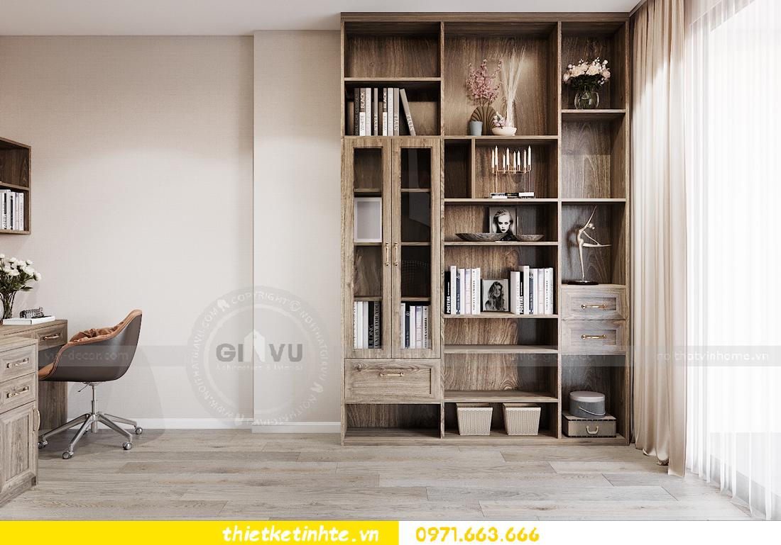 thiết kế nội thất chung cư đập thông xứng tầm đẳng cấp 14